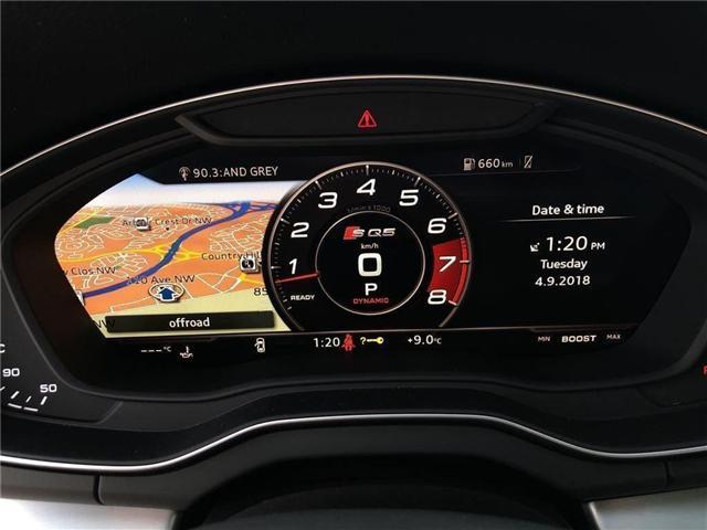 2018 Audi SQ5 3.0T Technik (Stk: N4864) in Calgary - Image 14 of 23