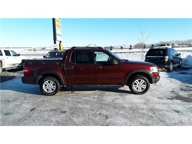 2010 Ford Explorer Sport Trac XLT (Stk: D226) in Brandon - Image 2 of 4