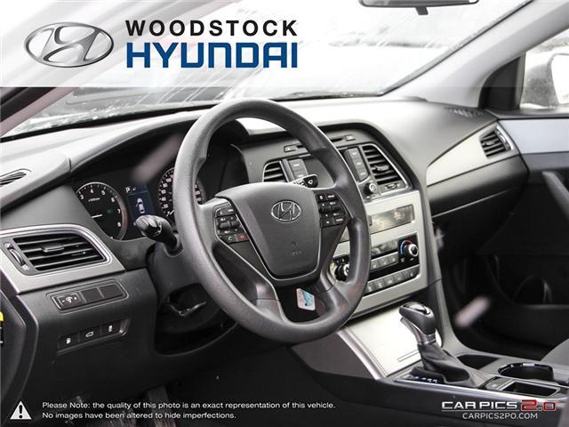 2016 Hyundai Sonata GL (Stk: EA19018A) in Woodstock - Image 6 of 27