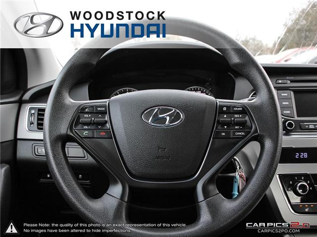 2016 Hyundai Sonata GL (Stk: EA19018A) in Woodstock - Image 7 of 27