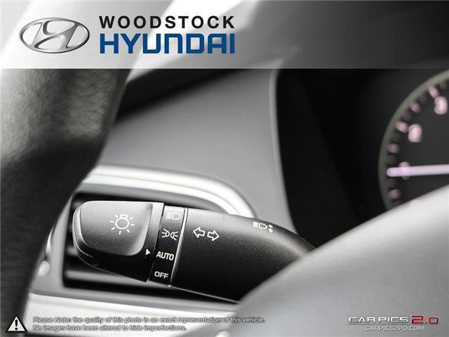 2016 Hyundai Sonata GL (Stk: EA19018A) in Woodstock - Image 9 of 27