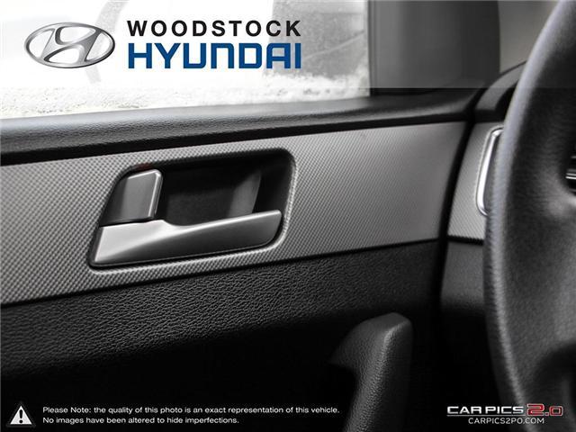 2016 Hyundai Sonata GL (Stk: EA19018A) in Woodstock - Image 10 of 27