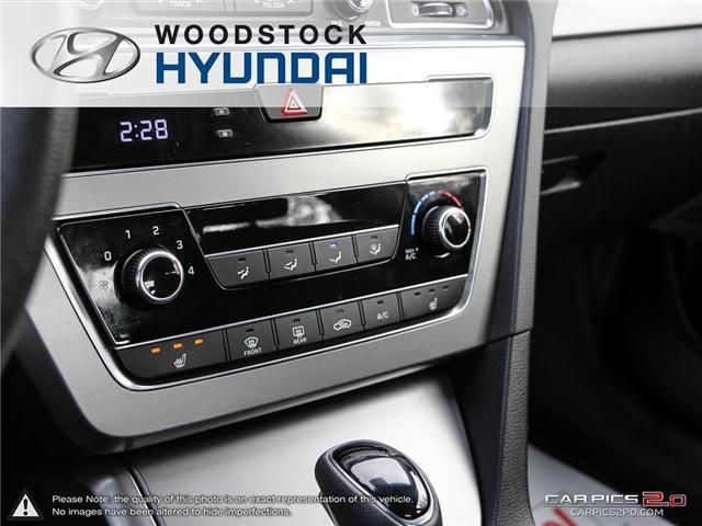 2016 Hyundai Sonata GL (Stk: EA19018A) in Woodstock - Image 13 of 27