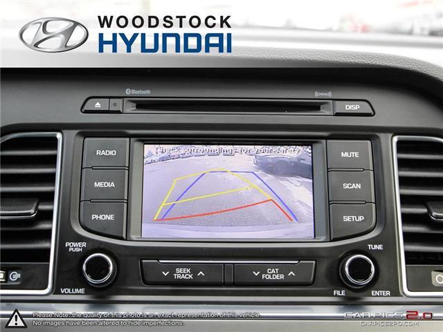 2016 Hyundai Sonata GL (Stk: EA19018A) in Woodstock - Image 14 of 27