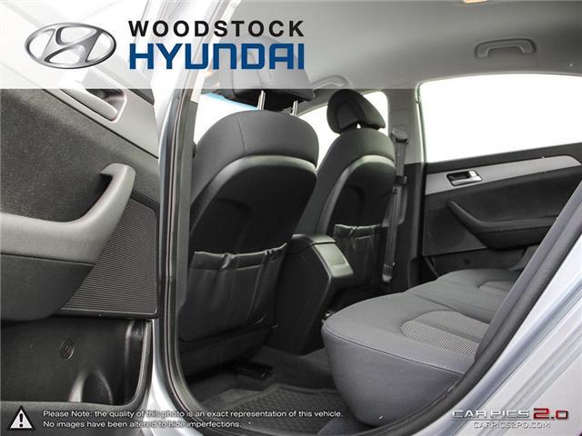 2016 Hyundai Sonata GL (Stk: EA19018A) in Woodstock - Image 17 of 27