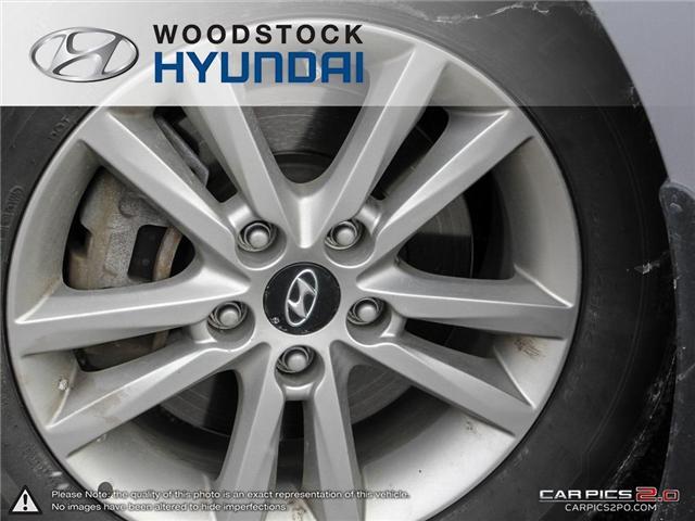 2016 Hyundai Sonata GL (Stk: EA19018A) in Woodstock - Image 21 of 27