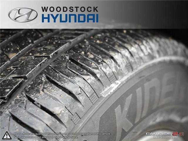 2016 Hyundai Sonata GL (Stk: EA19018A) in Woodstock - Image 22 of 27