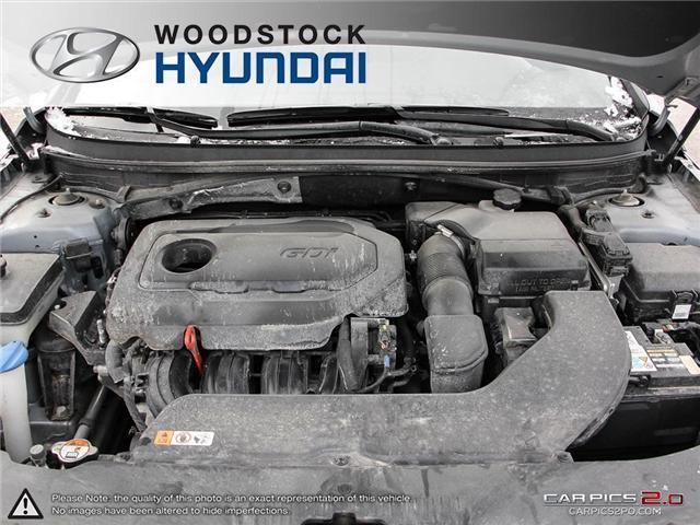 2016 Hyundai Sonata GL (Stk: EA19018A) in Woodstock - Image 23 of 27