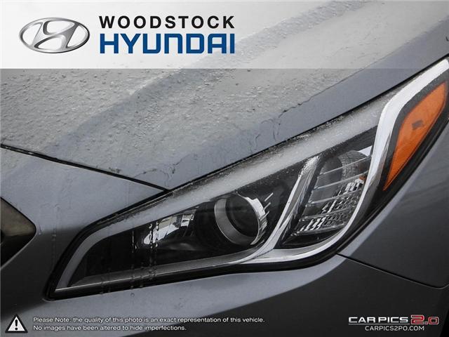 2016 Hyundai Sonata GL (Stk: EA19018A) in Woodstock - Image 25 of 27