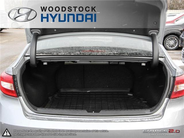 2016 Hyundai Sonata GL (Stk: EA19018A) in Woodstock - Image 26 of 27
