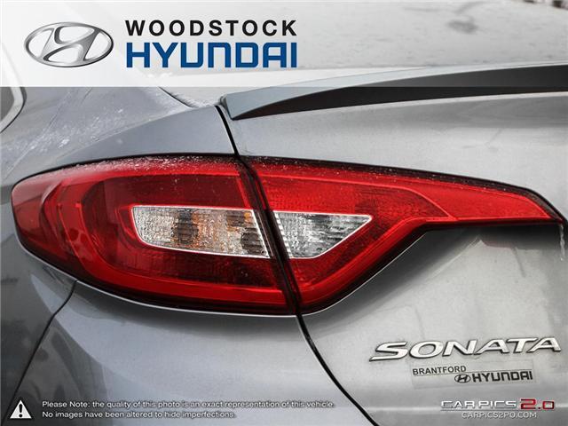 2016 Hyundai Sonata GL (Stk: EA19018A) in Woodstock - Image 27 of 27