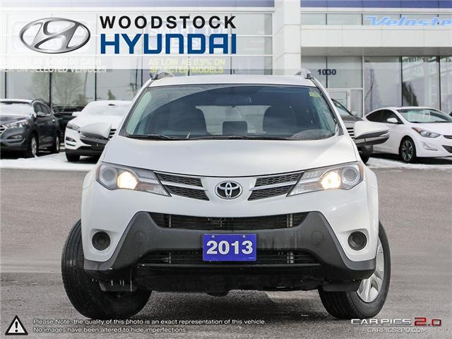 2013 Toyota RAV4 LE (Stk: KA19007A) in Woodstock - Image 2 of 27