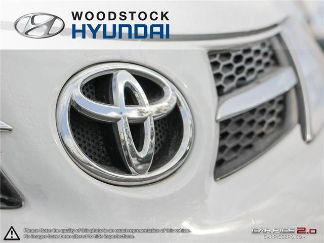 2013 Toyota RAV4 LE (Stk: KA19007A) in Woodstock - Image 24 of 27