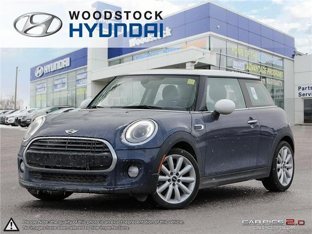2016 MINI 3 Door Cooper (Stk: P1349) in Woodstock - Image 1 of 27