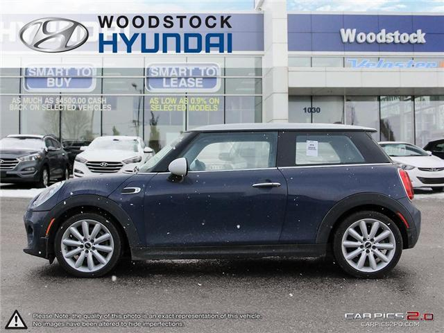 2016 MINI 3 Door Cooper (Stk: P1349) in Woodstock - Image 3 of 27