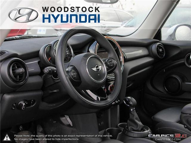 2016 MINI 3 Door Cooper (Stk: P1349) in Woodstock - Image 6 of 27