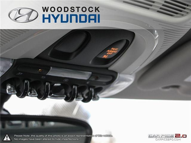 2016 MINI 3 Door Cooper (Stk: P1349) in Woodstock - Image 15 of 27