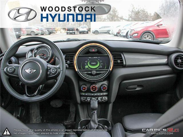 2016 MINI 3 Door Cooper (Stk: P1349) in Woodstock - Image 18 of 27