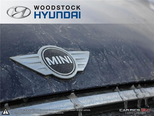 2016 MINI 3 Door Cooper (Stk: P1349) in Woodstock - Image 24 of 27