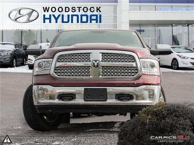 2017 RAM 1500 Laramie (Stk: P1323A) in Woodstock - Image 2 of 27