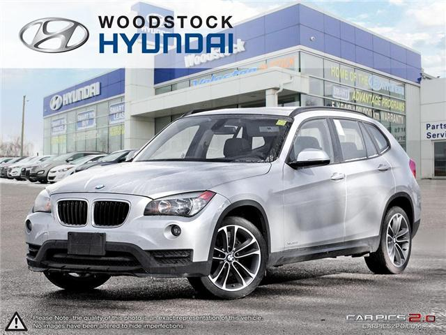 2015 BMW X1 xDrive28i (Stk: P1346) in Woodstock - Image 1 of 27