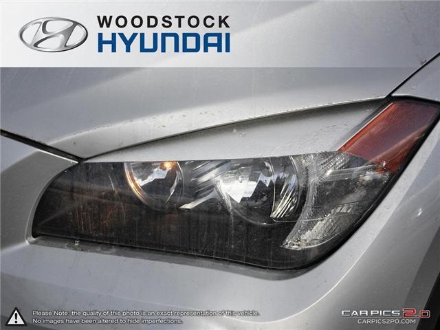 2015 BMW X1 xDrive28i (Stk: P1346) in Woodstock - Image 25 of 27