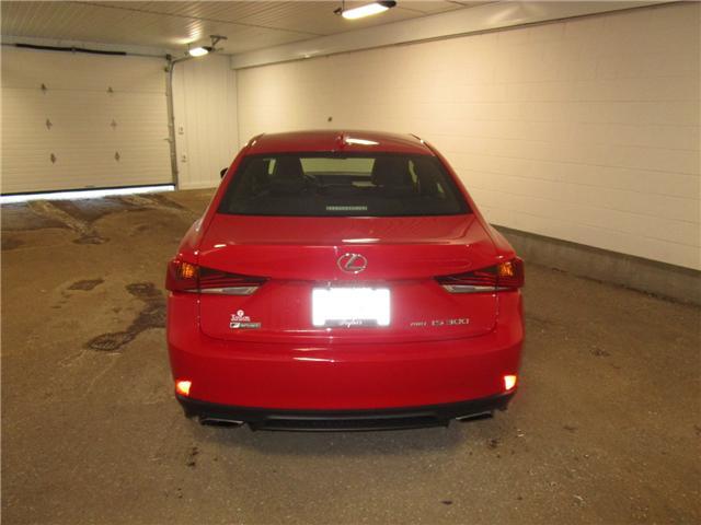 2017 Lexus IS 300 Base (Stk: 126803) in Regina - Image 3 of 32