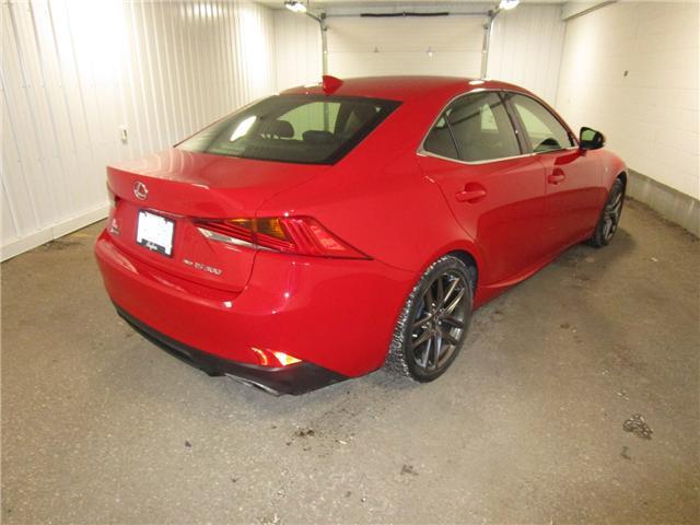 2017 Lexus IS 300 Base (Stk: 126803) in Regina - Image 4 of 32