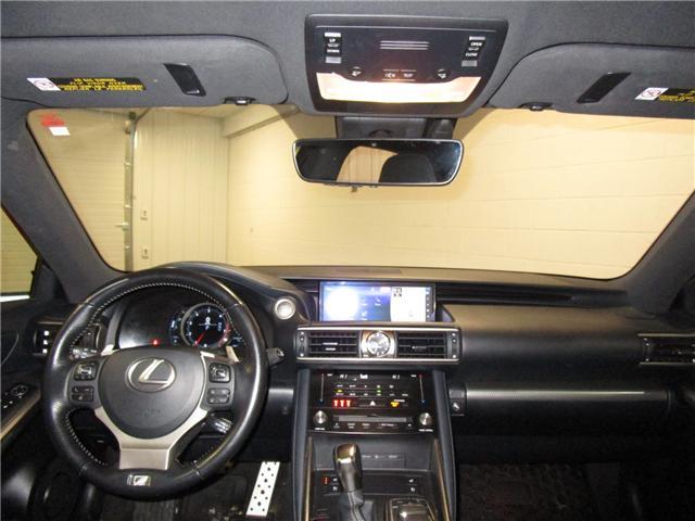 2017 Lexus IS 300 Base (Stk: 126803) in Regina - Image 15 of 32