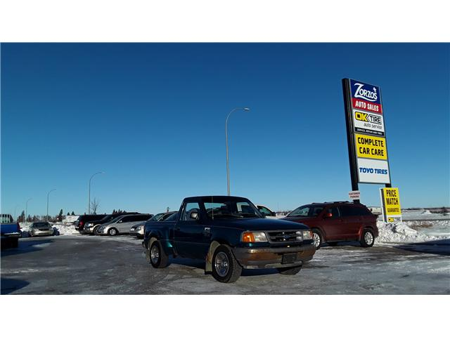 1997 Ford Ranger XL (Stk: P372) in Brandon - Image 1 of 6