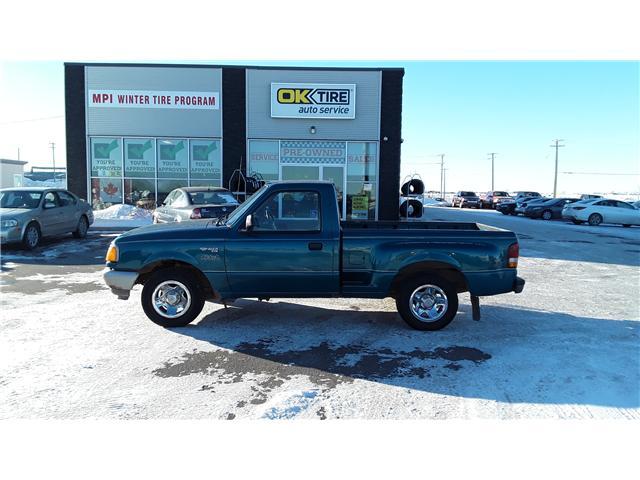 1997 Ford Ranger XL (Stk: P372) in Brandon - Image 4 of 6