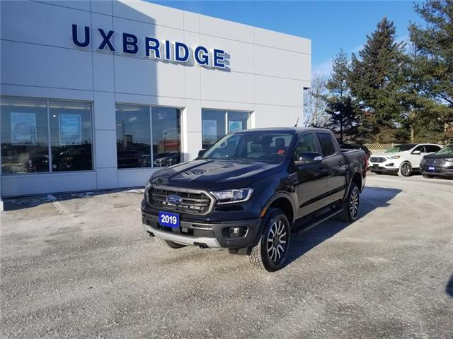 2019 Ford Ranger  (Stk: IRA8710) in Uxbridge - Image 1 of 10