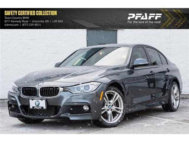 2015 BMW 328i xDrive (Stk: C11781) in Markham - Image 1 of 15