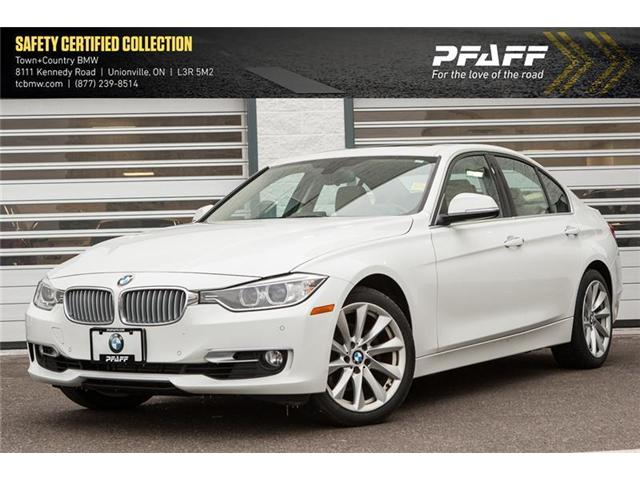 2014 BMW 328i xDrive (Stk: C11788) in Markham - Image 1 of 16