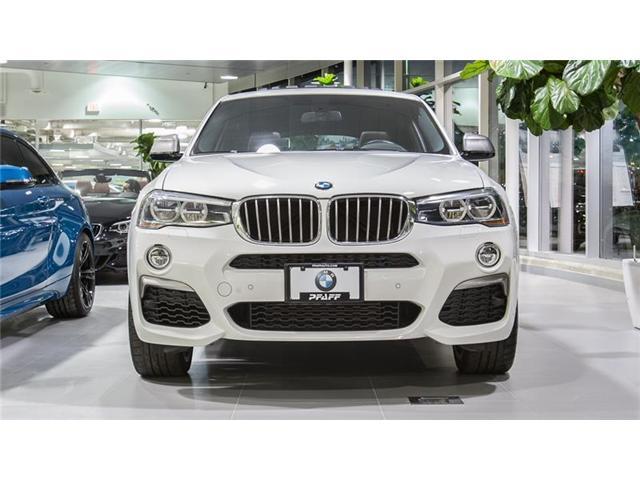 2017 BMW X4 M40i (Stk: R33335) in Markham - Image 2 of 13