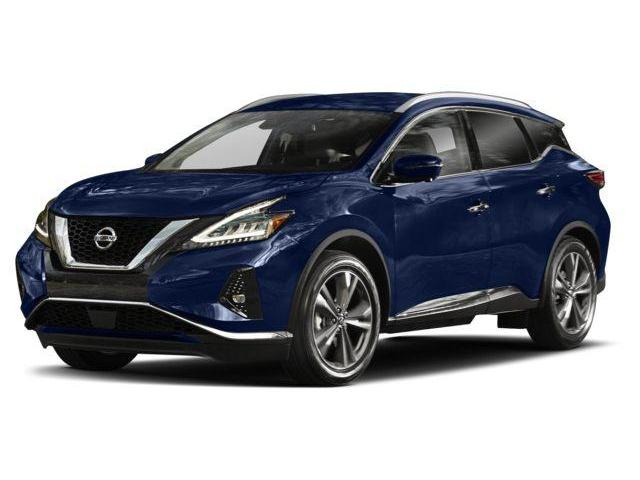 2019 Nissan Murano SV (Stk: KN104596) in Cobourg - Image 1 of 2