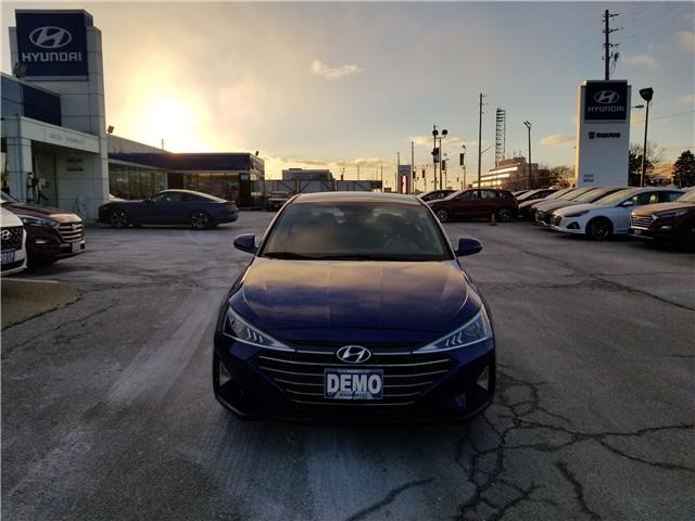 2019 Hyundai Elantra Preferred (Stk: 28061) in Scarborough - Image 2 of 12