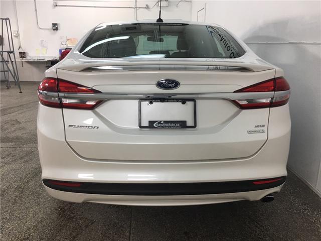 2018 Ford Fusion SE (Stk: 34220J) in Belleville - Image 5 of 23