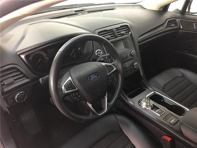 2018 Ford Fusion SE (Stk: 34220J) in Belleville - Image 13 of 23