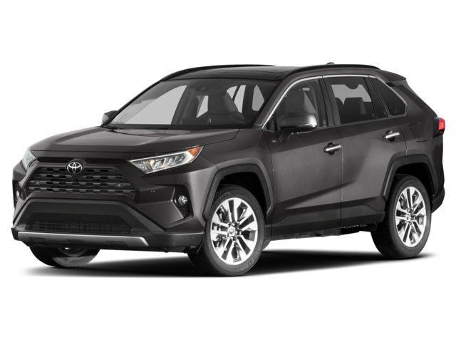 2019 Toyota RAV4 Limited (Stk: 21450) in Thunder Bay - Image 1 of 2