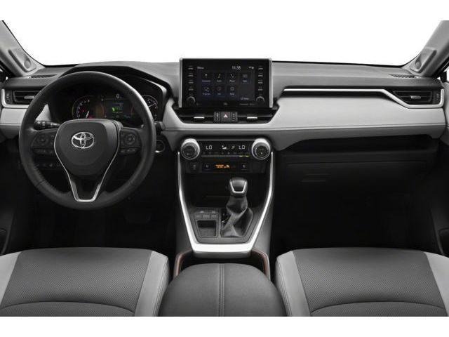 2019 Toyota RAV4 Limited (Stk: 21450) in Thunder Bay - Image 2 of 2