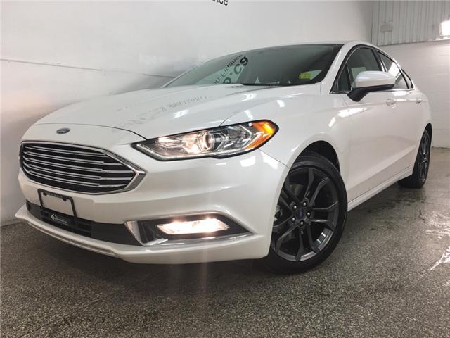 2018 Ford Fusion SE (Stk: 34220J) in Belleville - Image 3 of 23