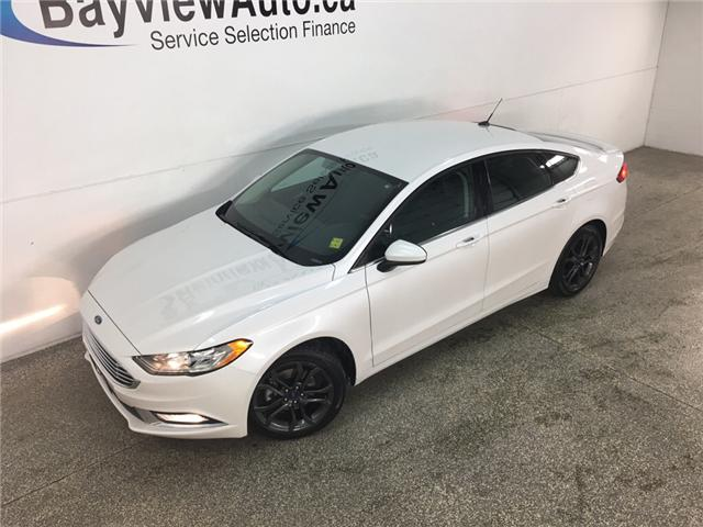 2018 Ford Fusion SE (Stk: 34220J) in Belleville - Image 2 of 23