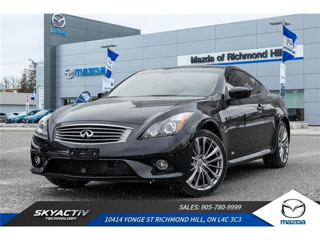 2015 Infiniti Q60 Sport (Stk: P0350) in Richmond Hill - Image 1 of 20