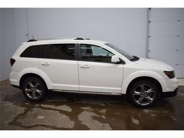2018 Dodge Journey CROSSROAD - HEATED SEATS * LEATHER *HTD STEERING (Stk: B3124) in Cornwall - Image 1 of 30