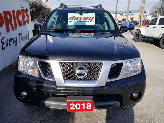 2018 Nissan Frontier PRO-4X (Stk: 19-046) in Oshawa - Image 2 of 17