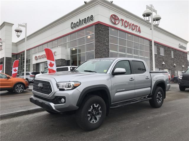 2018 Toyota Tacoma TRD Off Road (Stk: 180338) in Cochrane - Image 1 of 17