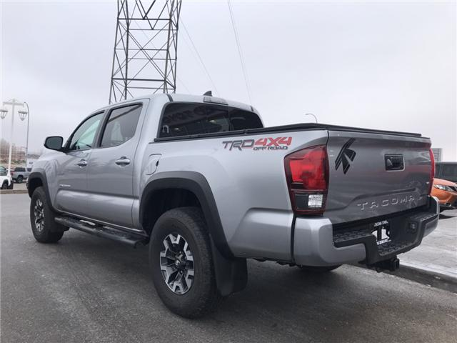 2018 Toyota Tacoma TRD Off Road (Stk: 180338) in Cochrane - Image 5 of 17