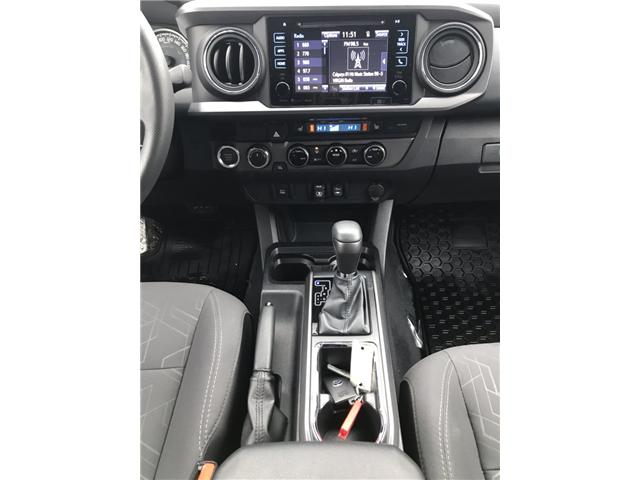 2018 Toyota Tacoma TRD Off Road (Stk: 180338) in Cochrane - Image 11 of 17