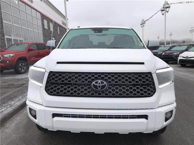 2019 Toyota Tundra Platinum 5.7L V8 (Stk: 190086) in Cochrane - Image 2 of 17